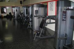 fitnessruimte en foyer geupdated