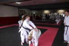 Regio Dangraadtraining Shotokan
